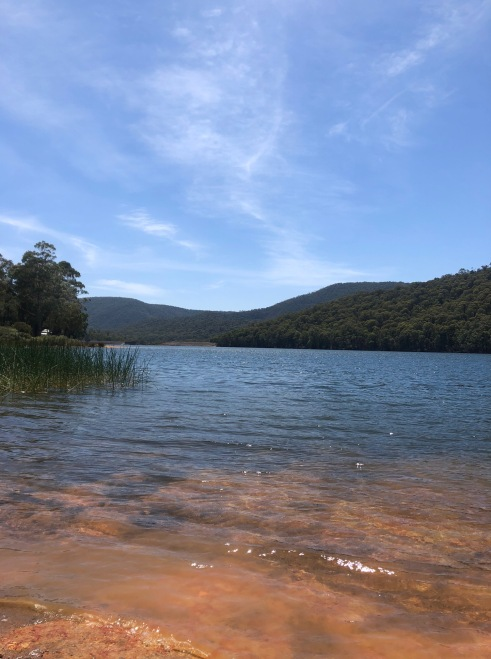 Lake William Hovell 1
