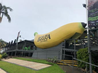 The Big Banana, Coffs Harbour, NSW.